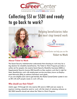 This is a graphic of collecting SSI guide